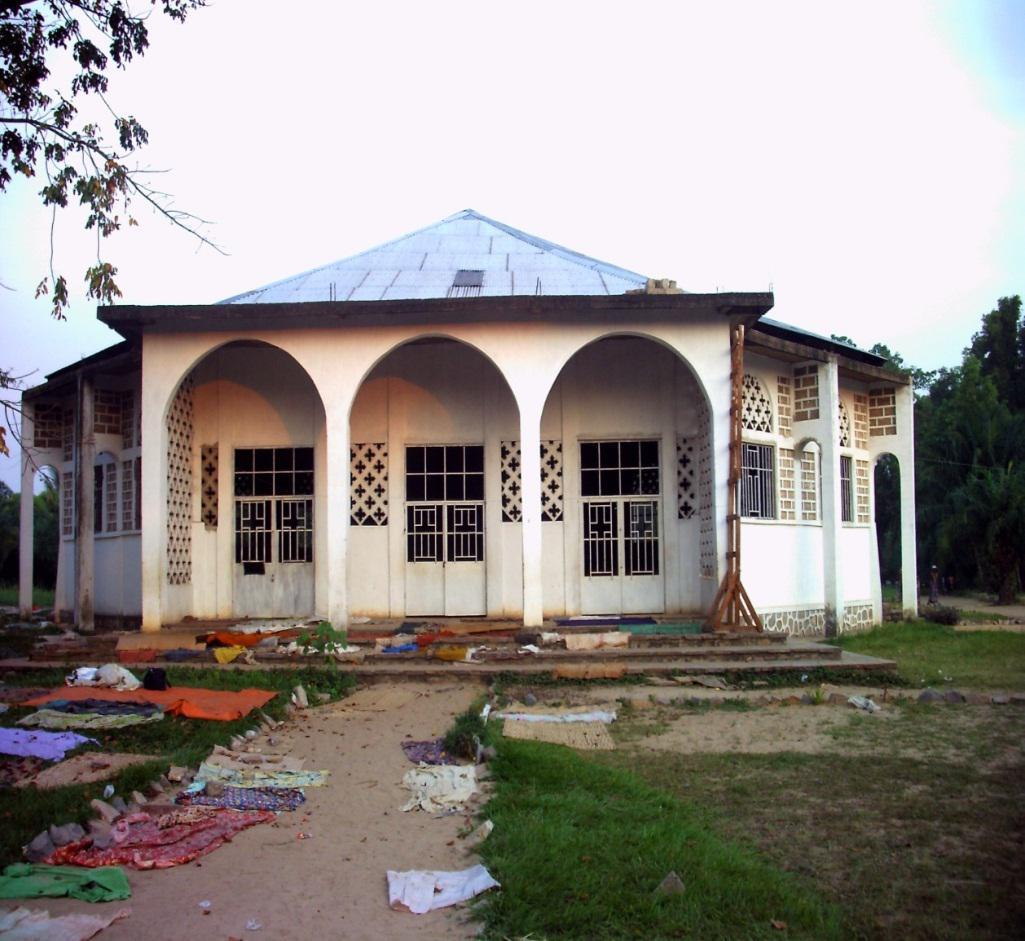 Bienheureuse Anuarite CIKAMA (Mbuji-Mayi)1987
