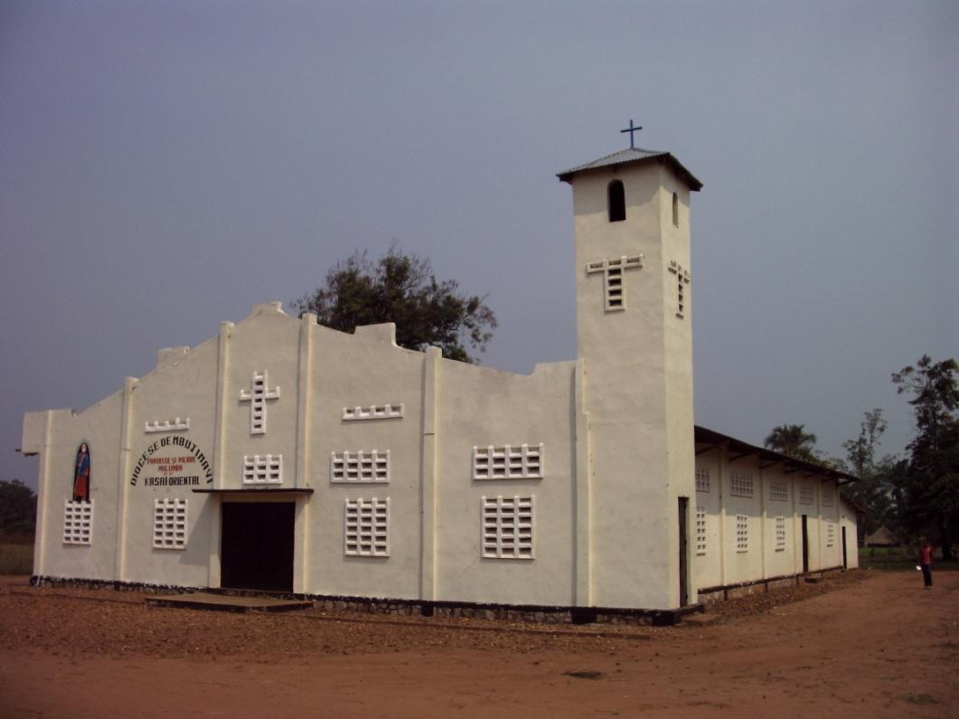Saint Pierre BAKWA MULUMBA CILEWU1957