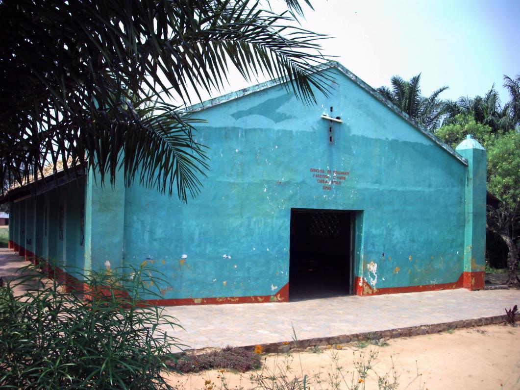 Paroisse Ste Marie CIBILA Fondée en 1990