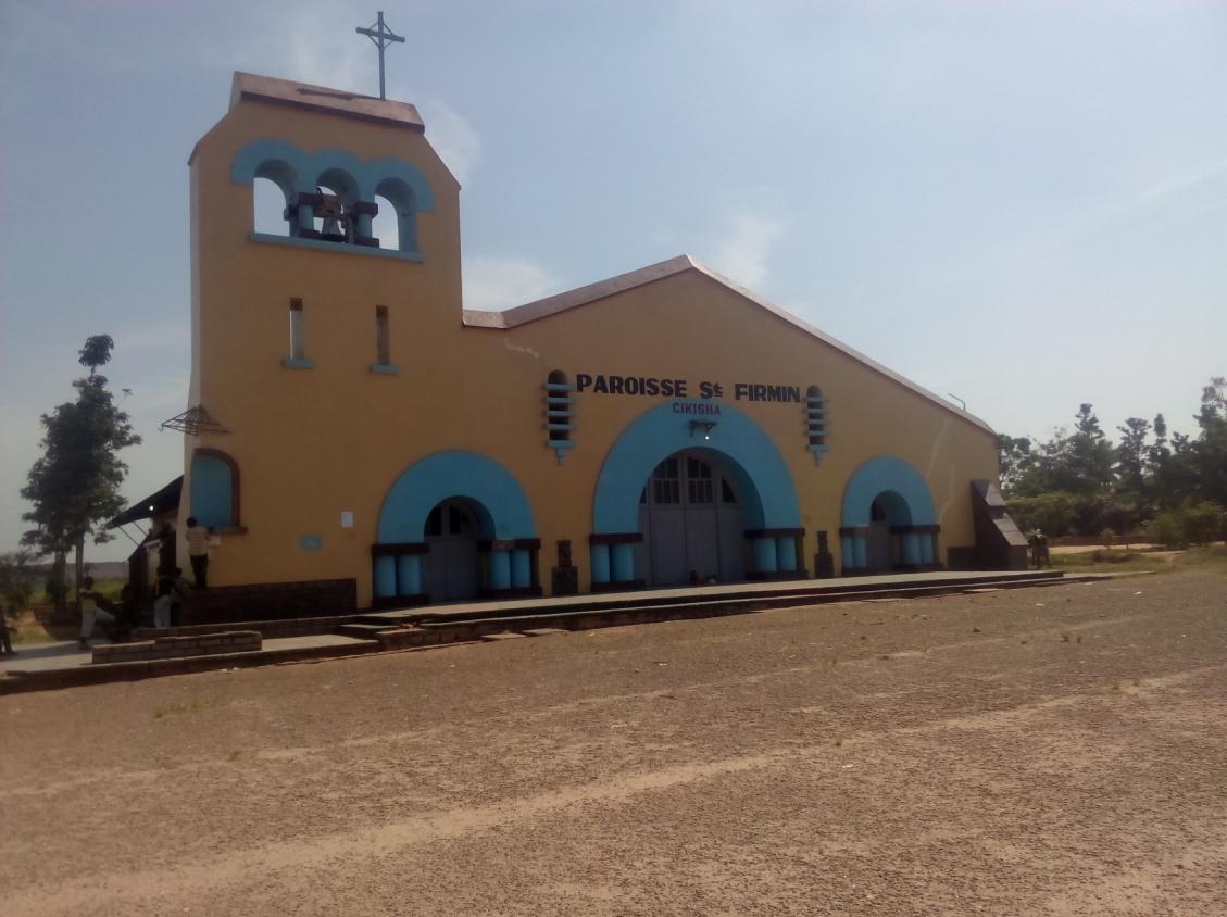Saint Firmin CIKISHA (Mbuji-Mayi) 1957