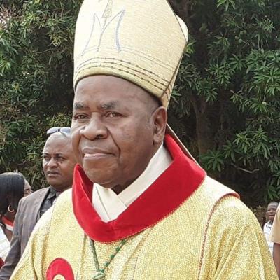 Mgr Gérard MULUMBA KALEMBA