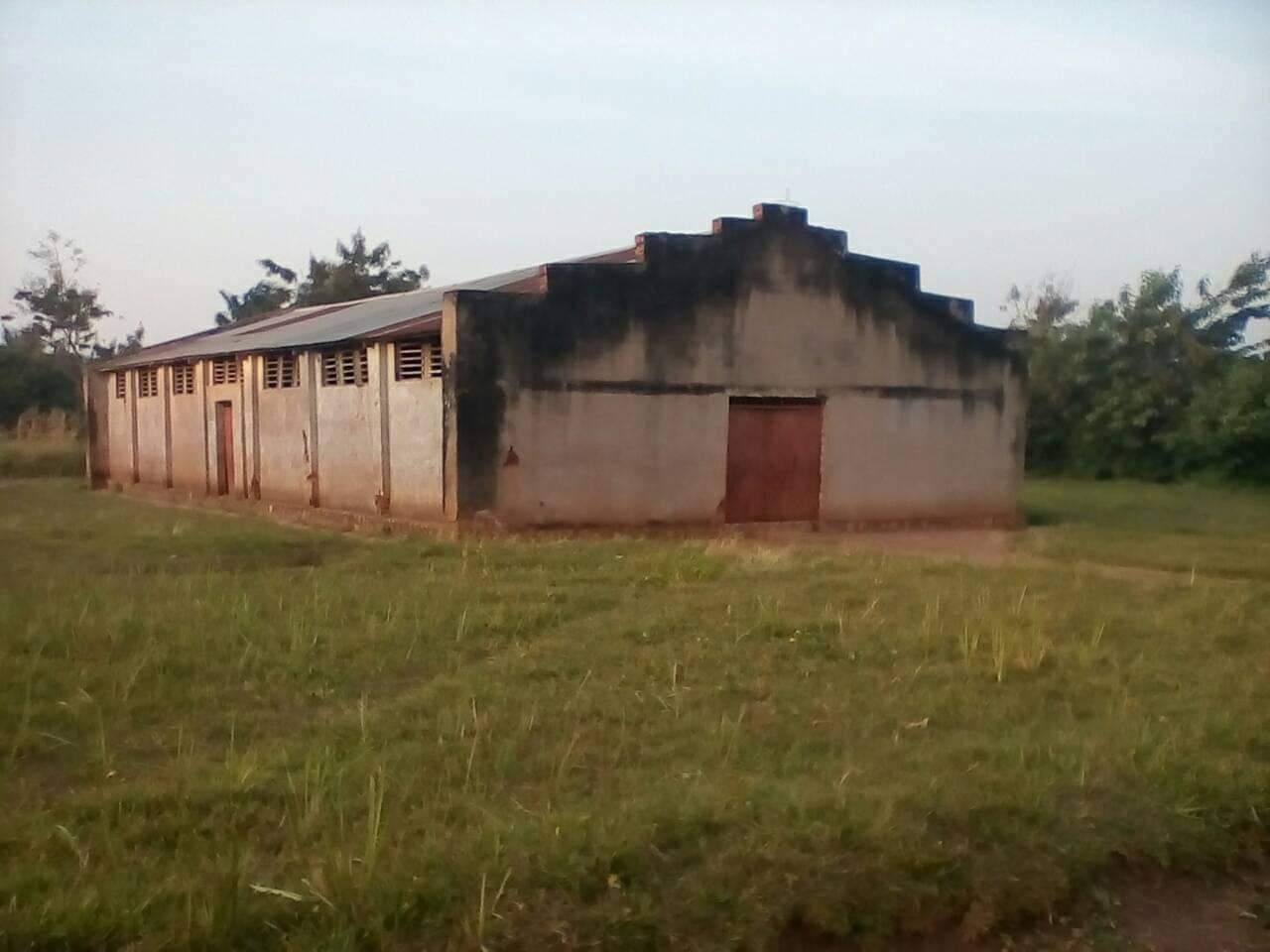 TSHILEWU St Grégoire 1997