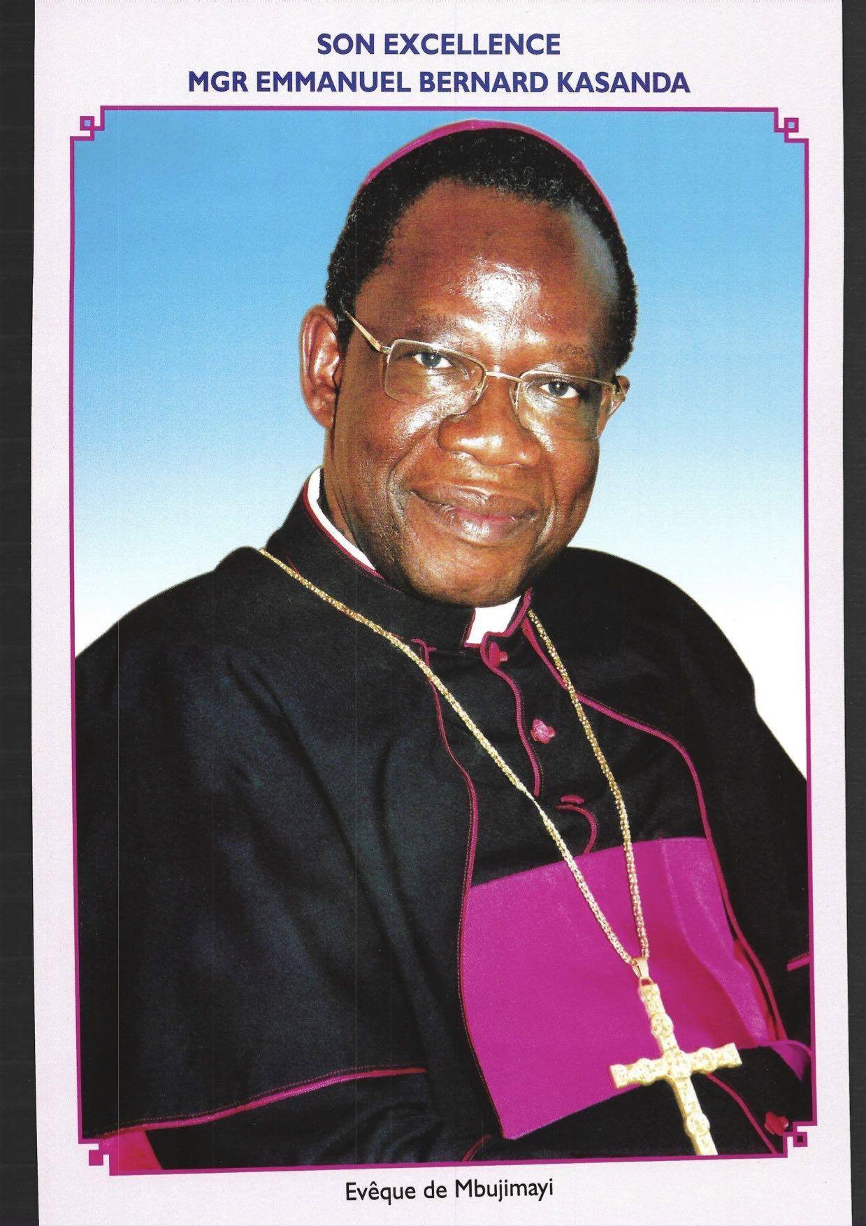 Mgr Bernard E. KASANDA MULENGA